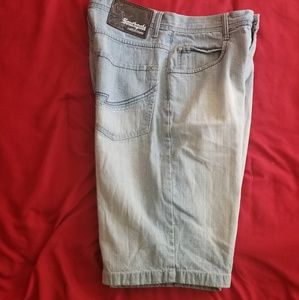 SOUTHPOLE brand mens jean shorts size 32